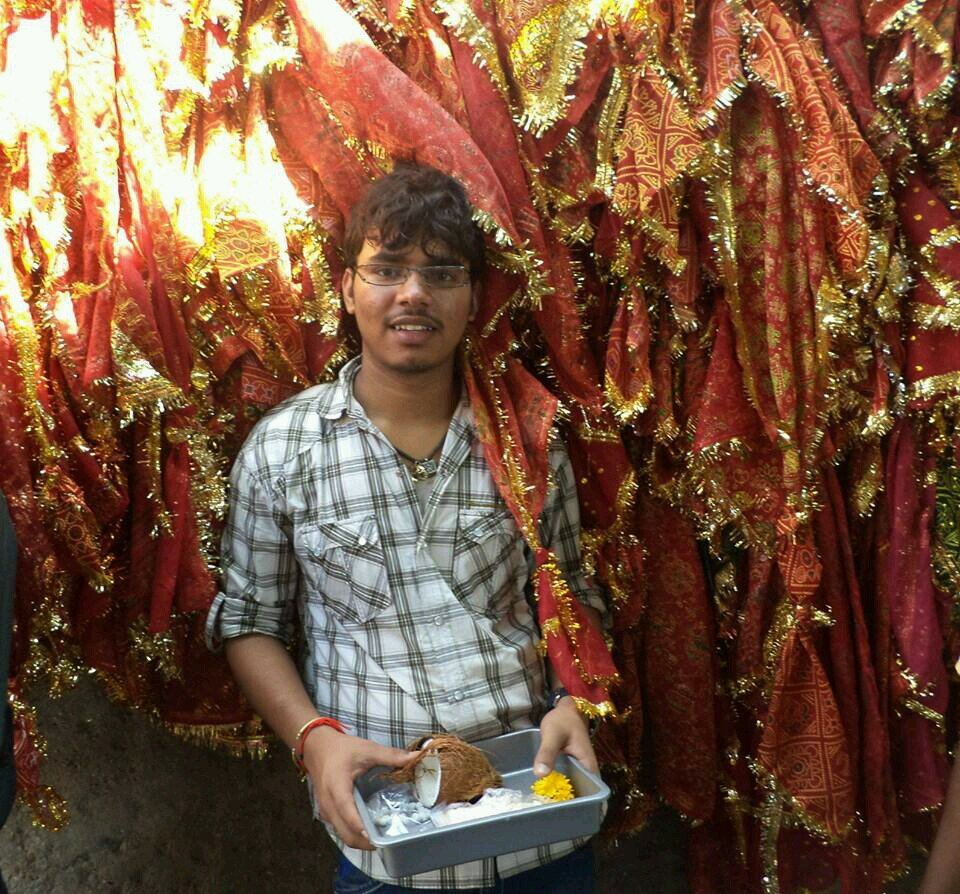 Vikesh Tiwari